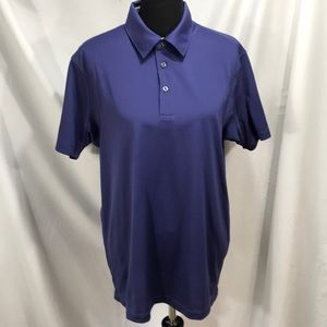 Puma Navy Blue Polo Shirt